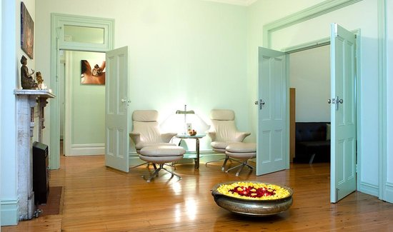 Ayurvedic Wellness Centre: Interior of Ayurvedic Wellness Center