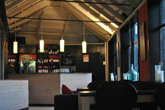 Noi Indigo Patagonia: Bar