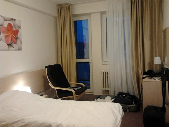 Narodni Centrum: single room