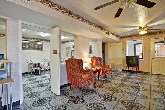Americas Best Value Inn - San Antonio Downtown I-10 East: Lobby