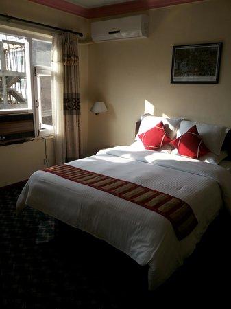 Hotel Norbu Linka: My room 501