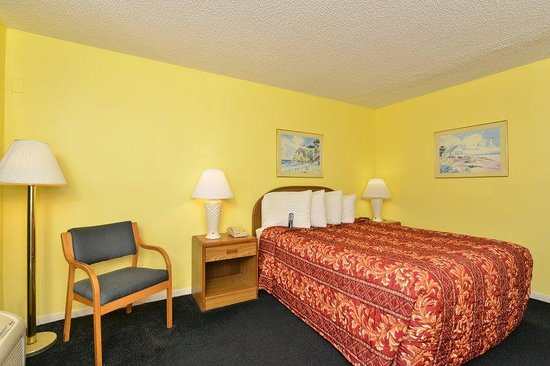 Americas Best Value Inn - Satellite Beach / Melbourne : Guest Room