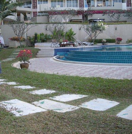 SeaRidge Resort: قريب من المسبح