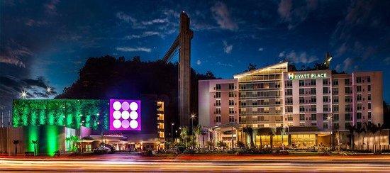 Hyatt Place San Juan/Bayamon: SJUZB_W001 Casino Panoramic Night