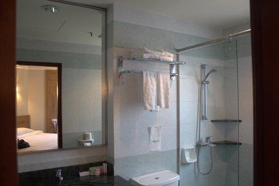 Hotel Bencoolen - Bencoolen Street: spacious