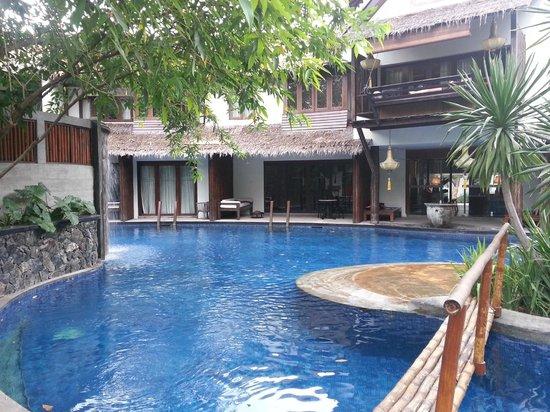 Villa Samadhi - By Samadhi : More pool