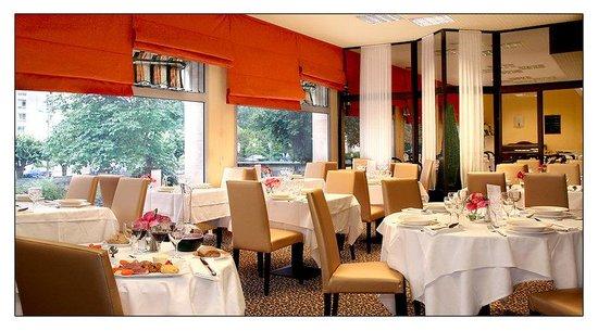 Miramont Hotel: Restaurant
