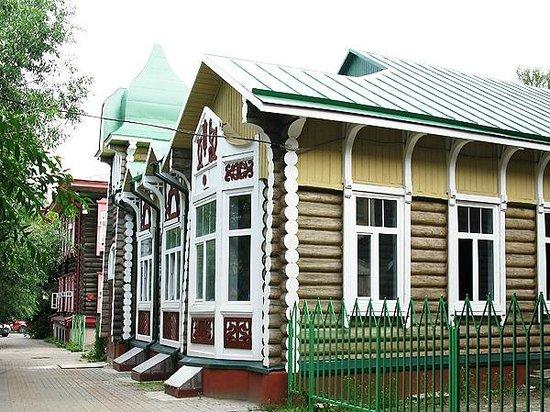 Dom Okhotnika Hostel