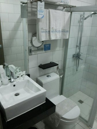 Azalea Residences Baguio : Bathroom