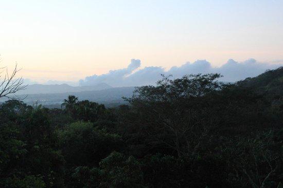 El Porton Verde: Volcano