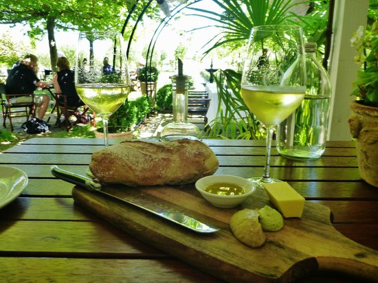 Hans Herzog Estate: Lunch platter