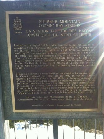 Banff Gondola: Sulphur Mountain