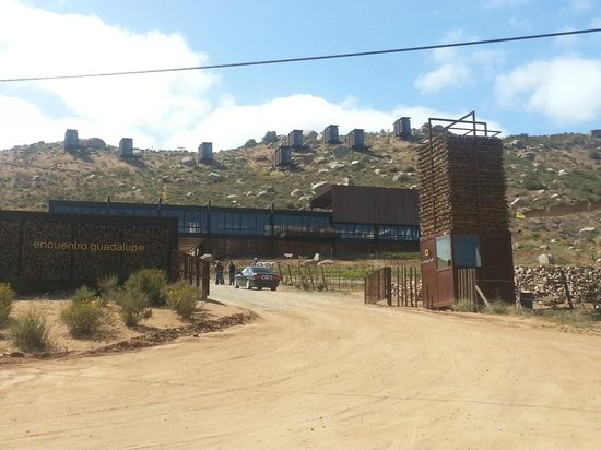 Encuentro Guadalupe : Hotel Endemico