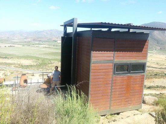 Encuentro Guadalupe : Honeymoon Pod