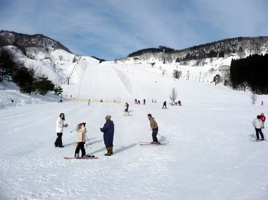 Ojiro Ski Place