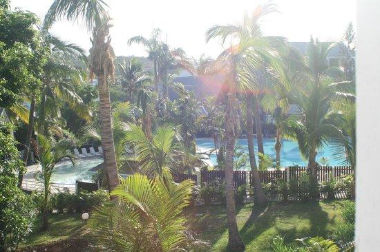Grand Hotel des Mascareignes: vue de la chambre