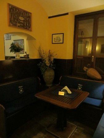 Skipper American Bar Ristorante: Saletta interna non fumatori