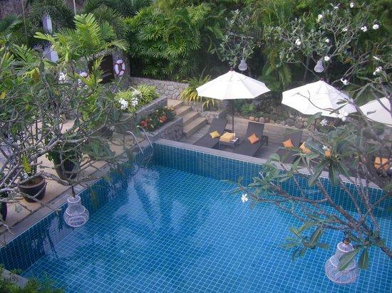 Ayara Hilltops Resort and Spa: piscine