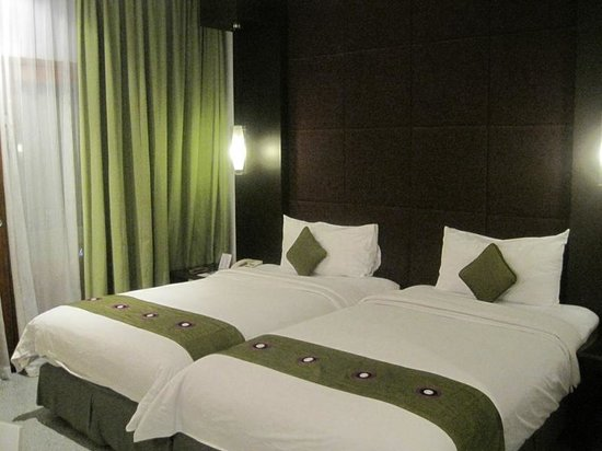 Permata Kuta Hotel by Zeeti International : Room itself