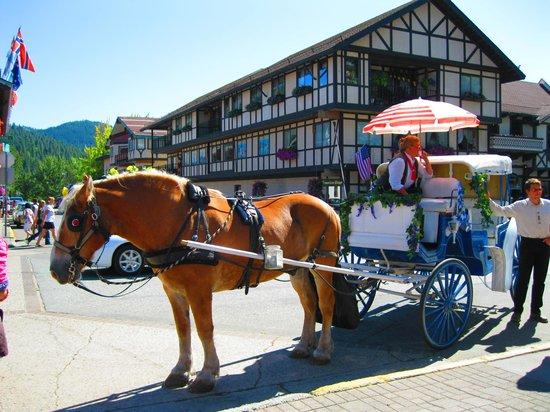 Front Street Park: Bavarian Ride