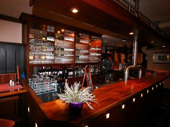 Landhaus Eden: Restaurant Bar