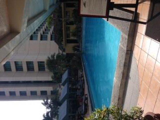 Copacobana Apartment Hotel: プール
