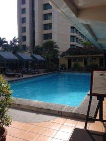 Copacabana Apartment Hotel: プール