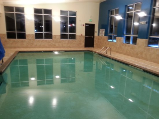 Hyatt Place North Charleston: nice pool I enjoy
