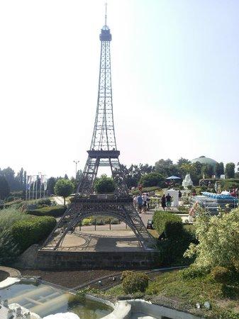 Mini-Europe : Париж