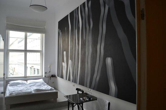 Arte Luise Kunsthotel: My room