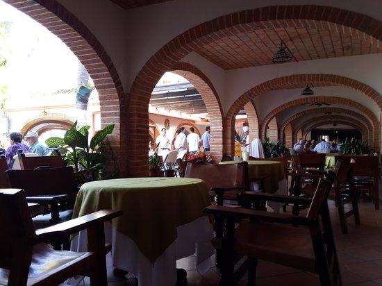 Rosita Hotel: Restaurant