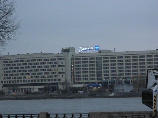 Radisson Blu Daugava Hotel, Riga : Hotel Dugauva