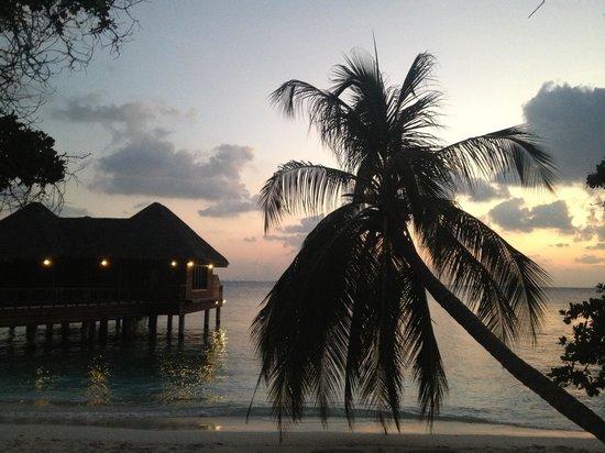 Bandos Maldives : water villas