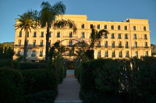 Hotel Royal-Riviera: Statig maar helemaal niet kil
