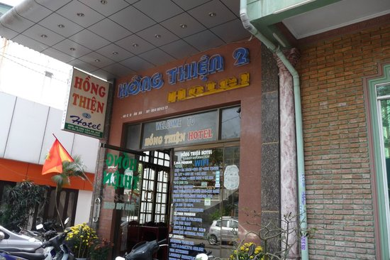 Hong Thien Backpackers Hotel: Hong Thein Hotel