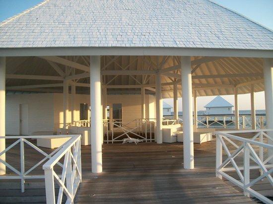 Diamonds Thudufushi : restaurant privé