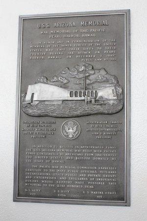 Pearl Harbor: Arizona Memorial