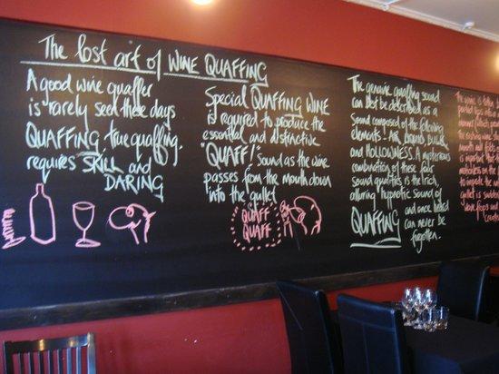 Pinot Plus: Word Wall Art