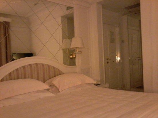 Grand Hotel Des Bains: Camera
