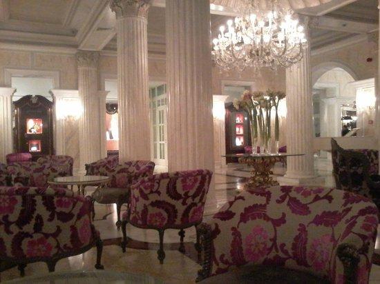 Grand Hotel Des Bains: Lobby