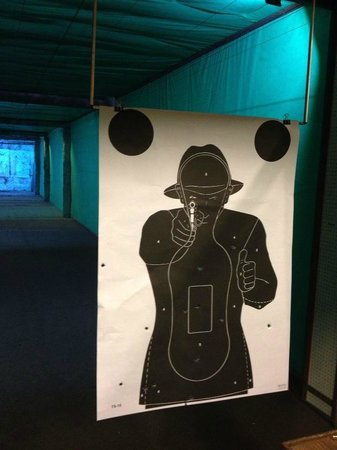 Emjot Shooting Range