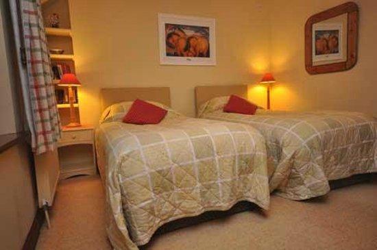 Castallack Farm : Twin room -  Bed & Breakfast
