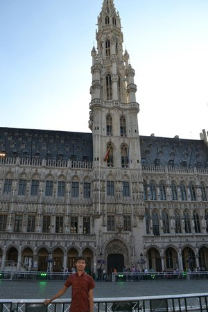 Grand Place: Ратуша