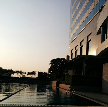 Pathumwan Princess Hotel: the pool in the hotel is great