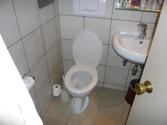Sheraton Kampala Hotel: Small bathroom