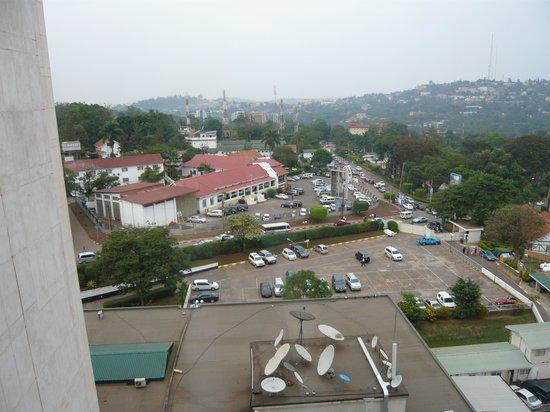 Sheraton Kampala Hotel: View from room