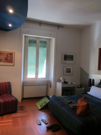 Alle Fornaci a San Pietro - Bed & Breakfast: Our room