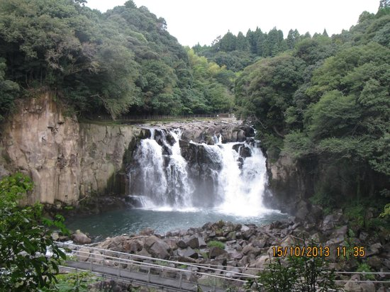 Miyakonojo, Japan: Sekinoo Fall