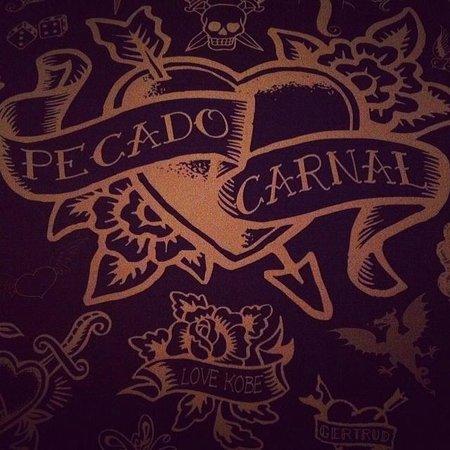 Pecado Carnal : Restaurante Pecado Original.