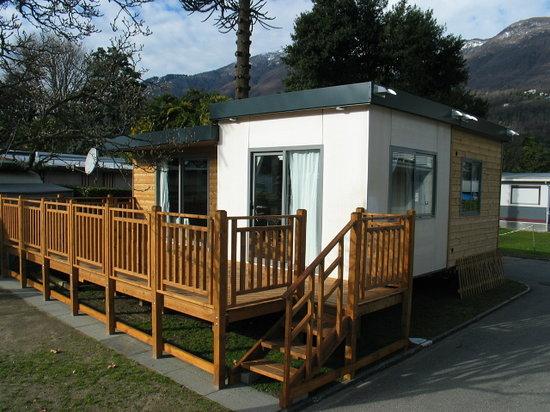 Caravan Camping Miralago: Paradiso-Home
